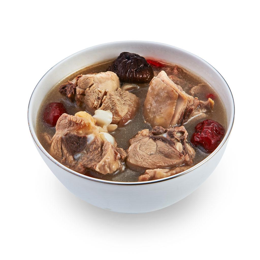 寶島鮮-香菇雞湯 |雞湯、CAS嚴選土雞、養生、食補