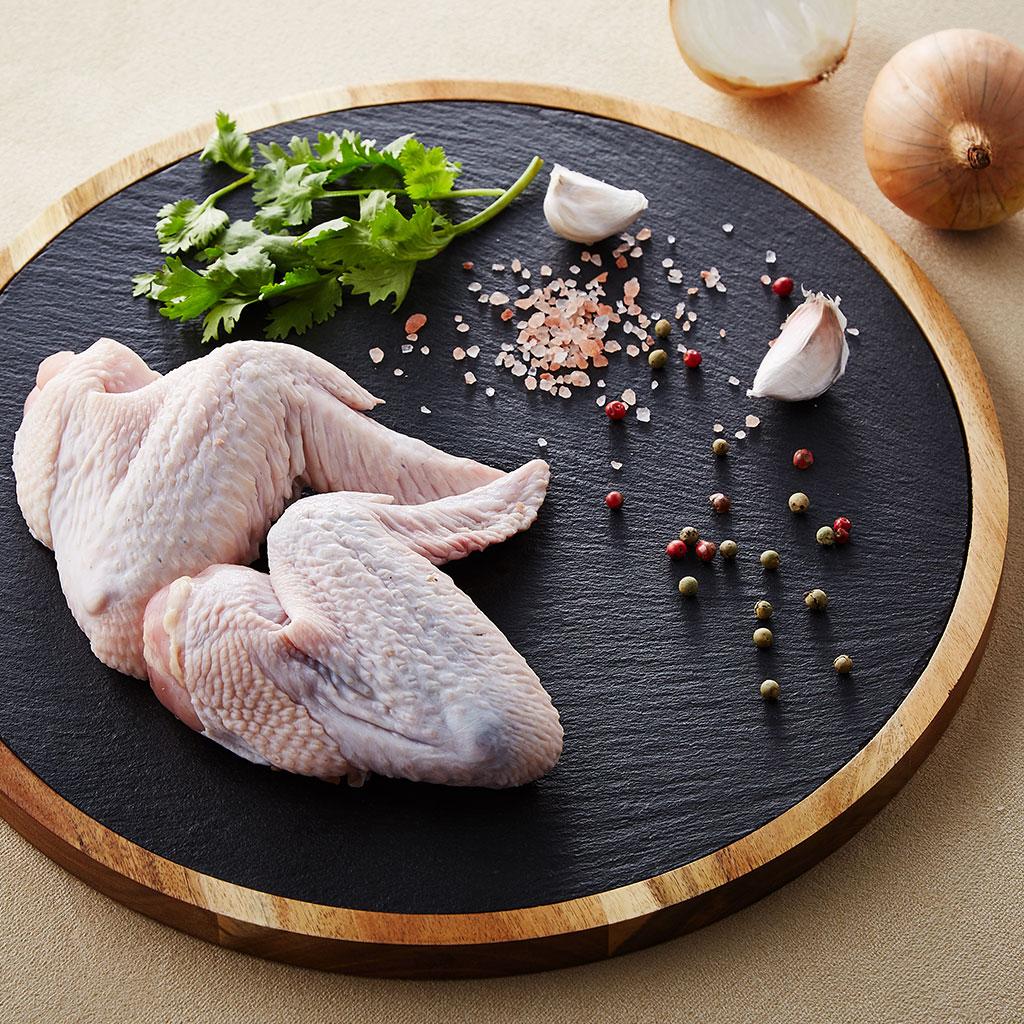 寶島鮮-土雞翅 |CAS嚴選土雞、放山雞、土雞宅配